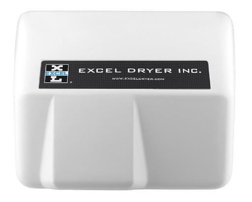 HO-IL (SHP), Excel Dryer LEXAN White Automatic Hand Dryer-Our Hand Dryer Manufacturers-Excel-110/120 Volt-Allied Hand Dryer