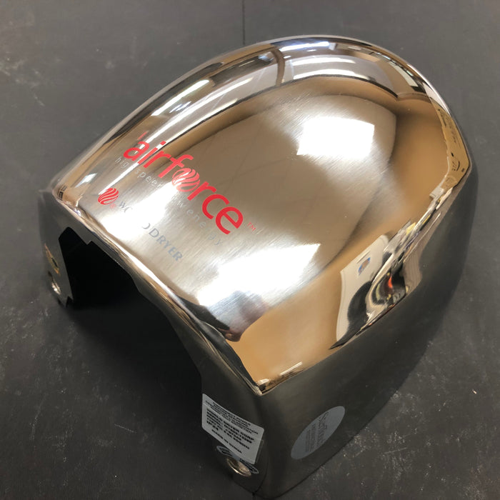 WORLD Airforce J4-972 COVER ASSEMBLY COMPLETE (Part # 20-243-972JK)-World Dryer-Allied Hand Dryer