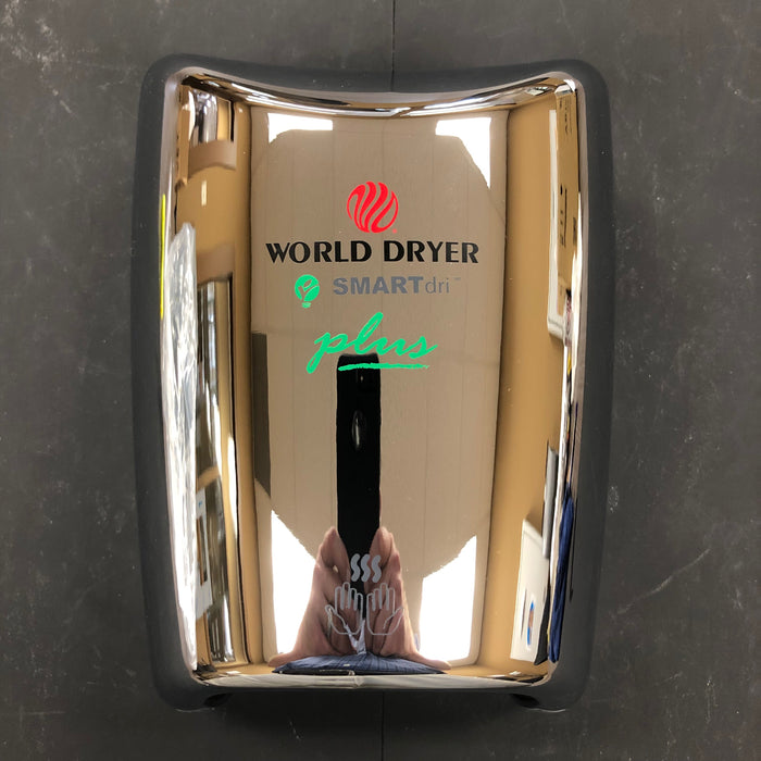 WORLD SMARTdri K-970 COVER ASSEMBLY COMPLETE (Part # 20-K970)-World Dryer-Allied Hand Dryer