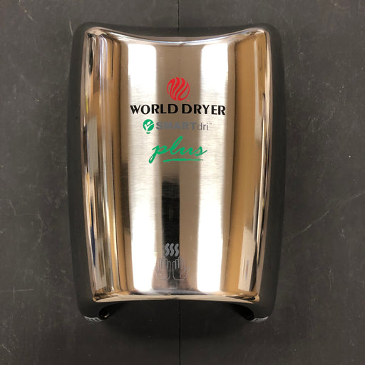 WORLD SMARTdri K-972 COVER ASSEMBLY COMPLETE (Part # 20-K972)-Hand Dryer Parts-World Dryer-Allied Hand Dryer