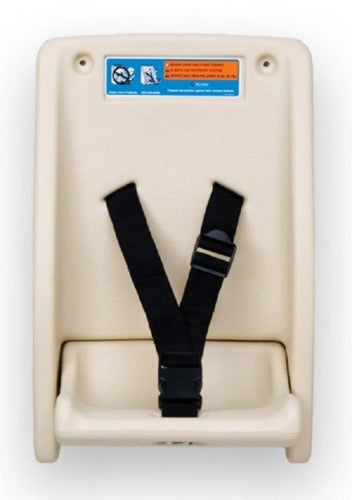 KB102-00, KOALA Cream / Bathroom Child Safety Seat-Koala-Allied Hand Dryer