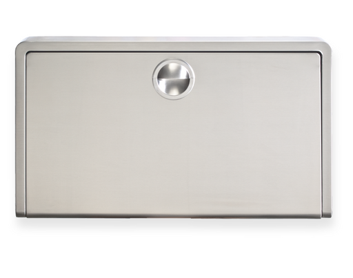 Koala Kare® KB110-SSWM - Wall Mounted Horizontal Stainless Steel Baby Changing Station
