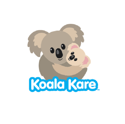 Koala Kare® KB111-SSWM - Wall Mounted Vertical Stainless Steel Baby Changing Station