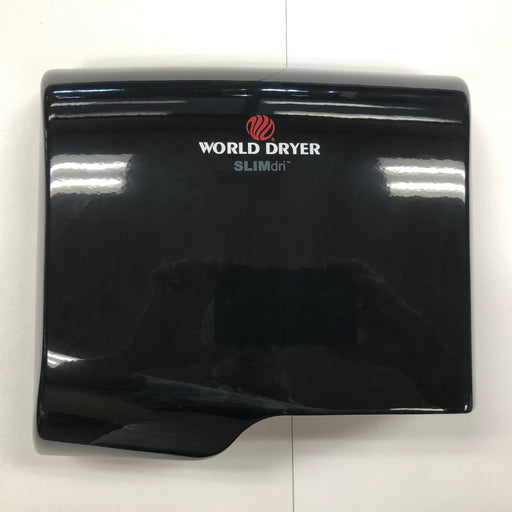 WORLD SLIMdri L-162 COVER ASSEMBLY COMPLETE (Part# 20-L162)-World Dryer-Allied Hand Dryer