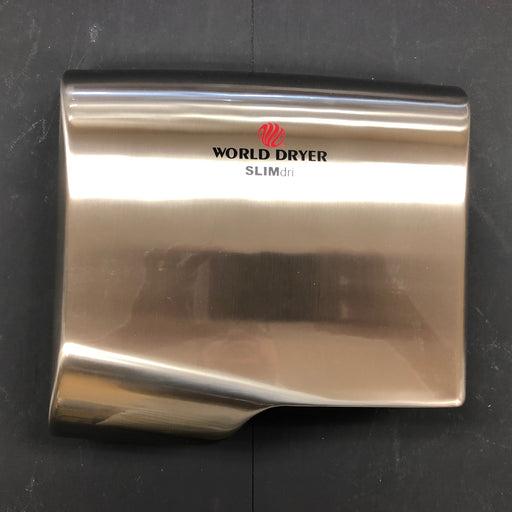 WORLD SLIMdri L-971 COVER ASSEMBLY COMPLETE (Part# 20-L971)-World Dryer-Allied Hand Dryer