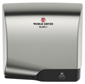 WORLD SLIMdri L-971 MOTOR BRUSH with CARTRIDGE - Sold Individually (Part# 206NL)-Hand Dryer Parts-World Dryer-Allied Hand Dryer