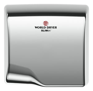 WORLD SLIMdri L-972 COVER ASSEMBLY COMPLETE (Part# 20-L972)-Hand Dryer Parts-World Dryer-Allied Hand Dryer