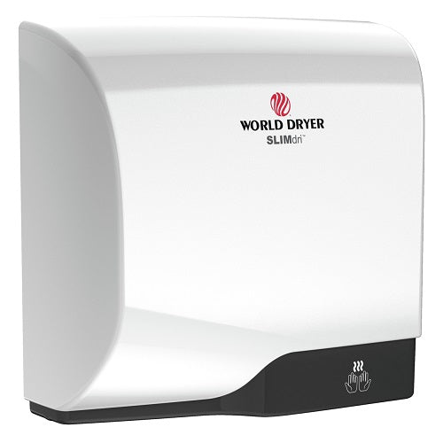 WORLD DRYER® L-976 SLIMdri® Plus ***DISCONTINUED***  No Longer Available in CAST IRON - Please see WORLD L-974A