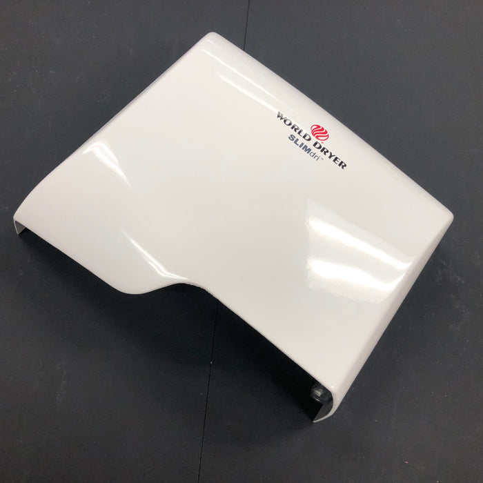 WORLD SLIMdri L-974 COVER ASSEMBLY COMPLETE (Part# 20-L974)-Hand Dryer Parts-World Dryer-Allied Hand Dryer