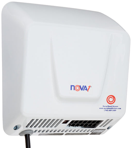 <strong>CLICK HERE FOR PARTS</strong> for the NOVA 0833 / Plug-In NOVA 1 (110V/120V) Automatic Hand Dryer