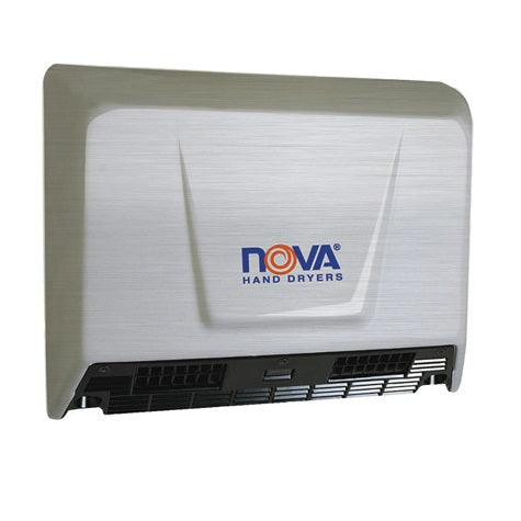 <strong>CLICK HERE FOR PARTS</strong> for the NOVA 0930-79 / Stainless Steel NOVA 2 (110V-240V) Automatic, Dual-Blower Hand Dryer