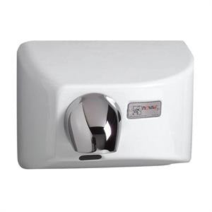 <strong>CLICK HERE FOR PARTS</strong> for the NOVA 0411 / NOVA 4 (110V/120V) Automatic Cast Iron Hand Dryer-World Dryer-Allied Hand Dryer