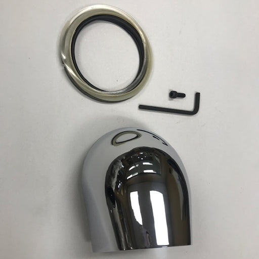 WORLD DXA54-973 (208V-240V) NOZZLE (UNIVERSAL) ASSEMBLY COMPLETE (Part# 34-172K)-Hand Dryer Parts-World Dryer-Allied Hand Dryer