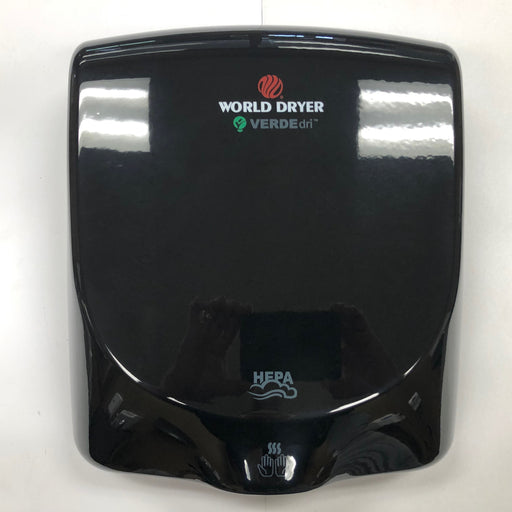 WORLD VERDEdri Q-162 COVER ASSEMBLY COMPLETE (Part # 20-Q162)-World Dryer-Allied Hand Dryer