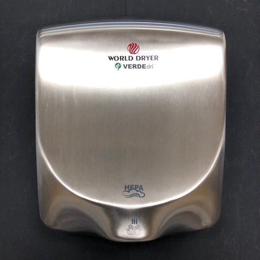WORLD VERDEdri Q-973 COVER ASSEMBLY COMPLETE (Part # 20-Q973)-Hand Dryer Parts-World Dryer-Allied Hand Dryer