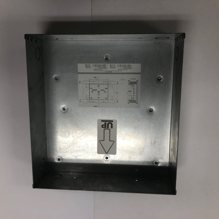 WORLD DXRA54-Q973 (208V-240V) WALL BOX for RECESS MOUNTING (Part# 17-034) - Allied Hand Dryer