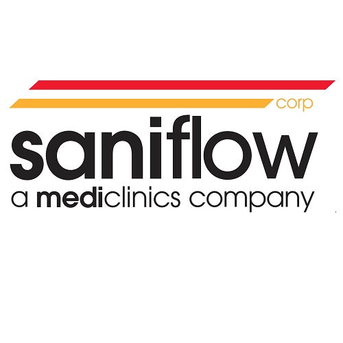 Saniflow® M06AB SPEEDFLOW® Hand Dryer - Steel Black Epoxy High-Speed Universal Voltage ADA-Our Hand Dryer Manufacturers-Saniflow-Allied Hand Dryer