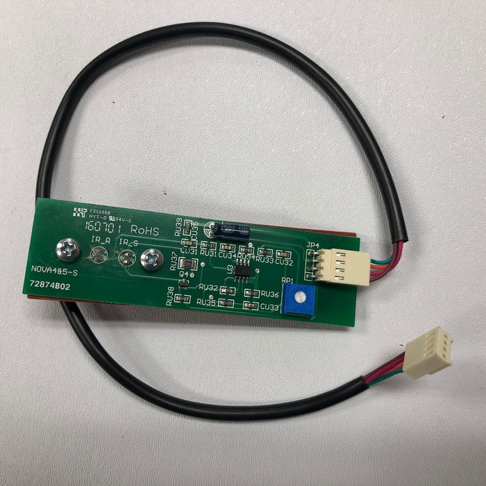 ASI Automatik (Sensor-Activated) Model (208V-240V) INFRARED SENSOR ASSEMBLY