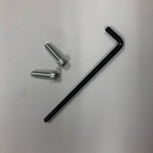 WORLD SLIMdri L-970 COVER BOLTS (Set of 2) with SECURITY ALLEN WRENCH COMBO (Part# 46-10137K)