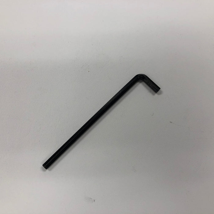 WORLD L-972 SECURITY COVER BOLT ALLEN WRENCH (Part# 56-10092)-World Dryer-Allied Hand Dryer