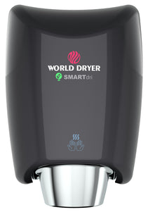 <strong>CLICK HERE FOR PARTS</strong> for the K4-162 SMARTdri World Dryer Automatic Black Epoxy on Aluminum (208V-240V)