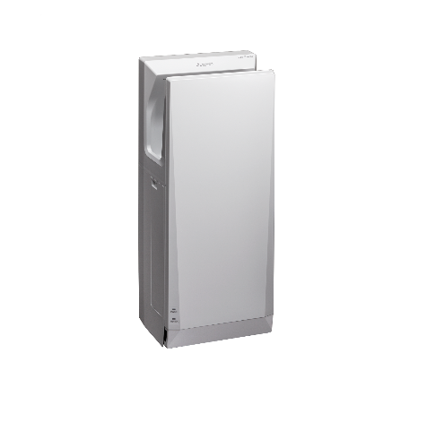 Mitsubishi Jet Towel SLIM CLOSE OUT (White) JT-SB116JH-W-NA (8th Generation), Fast Quiet Hand Dryer
