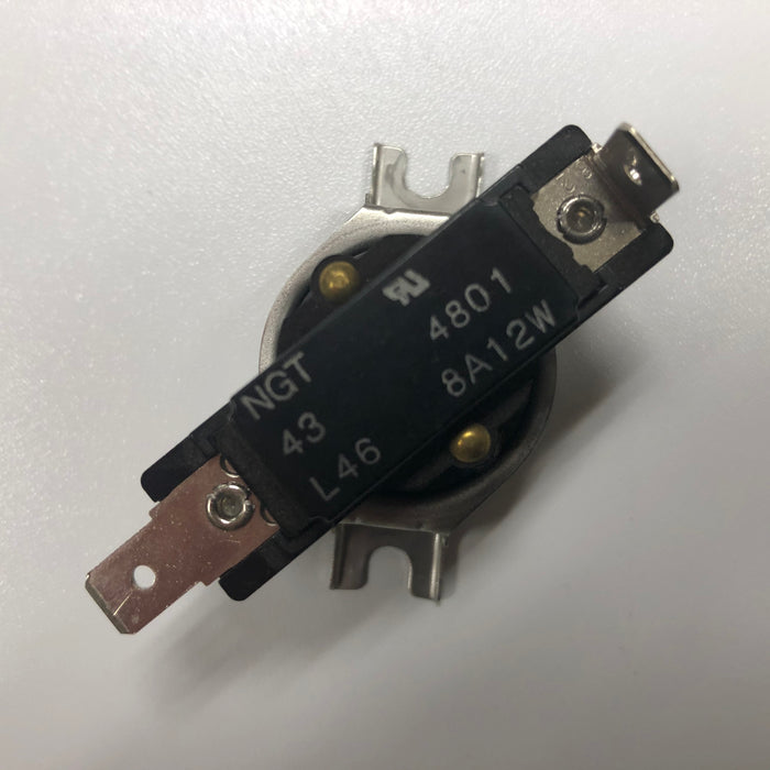 WORLD DXRA54-Q973 (208V-240V) THERMOSTAT (Part# 1111-03)-Hand Dryer Parts-World Dryer-Allied Hand Dryer