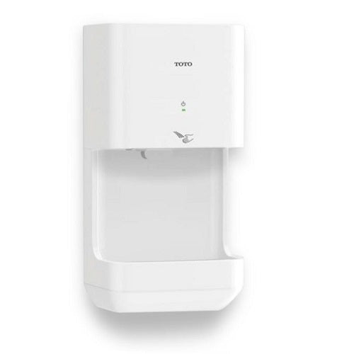HDR101#WH, TOTO Clean Dry White Automatic High Speed-Our Hand Dryer Manufacturers-Toto Hand Dryers-Allied Hand Dryer