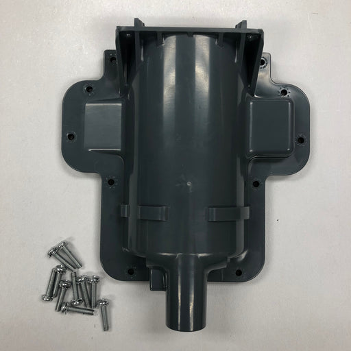 WORLD VERDEdri Q-973 FRONT PLENUM ASSEMBLY (Part # 47-10270K)-World Dryer-Allied Hand Dryer
