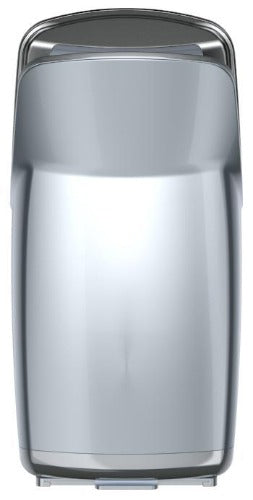 VMax V-639A Silver Hand Dryer Front View