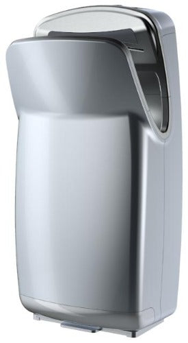 VMax V-639A Silver Hand Dryer Right View