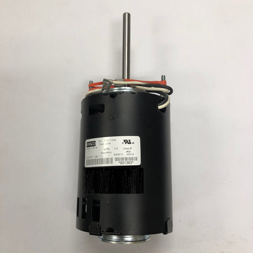 WORLD WA246-001 AirSpeed (208V-240V) REPLACEMENT MOTOR (Part# 1128-230K)-World Dryer-Allied Hand Dryer