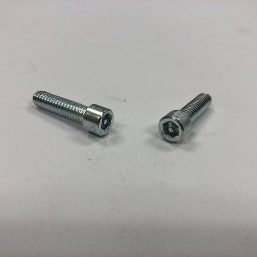 WORLD WA126-002 AirSpeed (110V/120V) REPLACEMENT COVER BOLTS - SET OF 2 (Part# 100B2)-World Dryer-Allied Hand Dryer