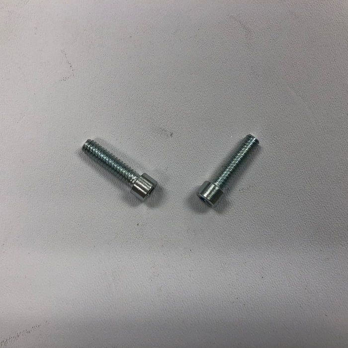 WORLD NT126-004 No Touch (110V/120V) REPLACEMENT COVER BOLTS - SET OF 2 (Part# 100B2)-World Dryer-Allied Hand Dryer