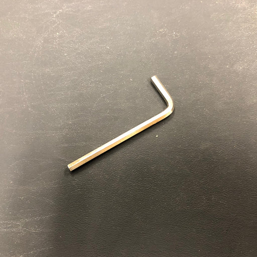 NOVA 0721 / Recessed NOVA 4 (208V-240V) Automatic Cast Iron Model COVER BOLT WRENCH (Part# 56-005034)-Hand Dryer Parts-World Dryer-Allied Hand Dryer