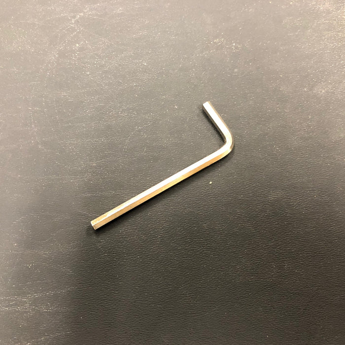 NOVA 0710 / Recessed NOVA 4 (110V/120V) Automatic Cast Iron Model COVER BOLT WRENCH (Part# 56-005034)-Hand Dryer Parts-World Dryer-Allied Hand Dryer