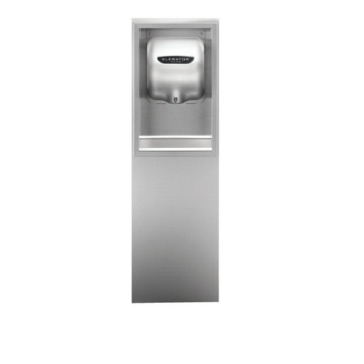 40575, Excel XLERATOR XChanger Combo Kit: Comes with 40502 ADA Compliant Recess Kit and 40550 Standard Height XChanger-Our Hand Dryer Manufacturers-Excel-Allied Hand Dryer