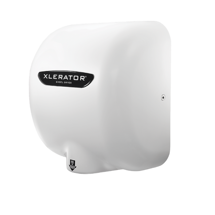 XL-W, XLERATOR Excel Dryer White Epoxy on Zinc Alloy