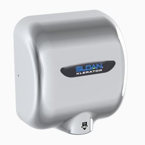 Sloan EHD-502-CP Hand Dryer in Polished Chrome (208/277 Volt)-Our Hand Dryer Manufacturers-Sloan-208-277 Volt-Allied Hand Dryer