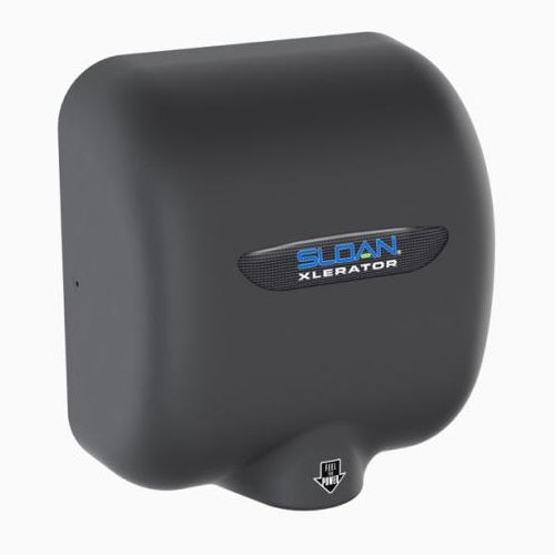 Sloan EHD-501-GR Hand Dryer in Graphite-Our Hand Dryer Manufacturers-Sloan-110-120 Volt-Allied Hand Dryer
