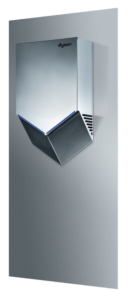 BACK PANEL (STANDARD Length) for DYSON Airblade V Series (AB12 & HU02), Stainless Steel, SKU# 964691-01 - Allied Hand Dryer