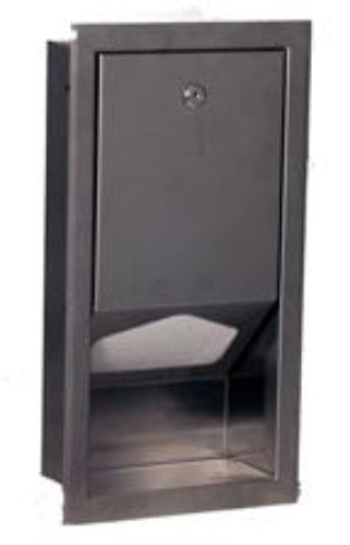 KB134-SSLD, KOALA Stainless Steel Liner Dispenser-Koala-Allied Hand Dryer