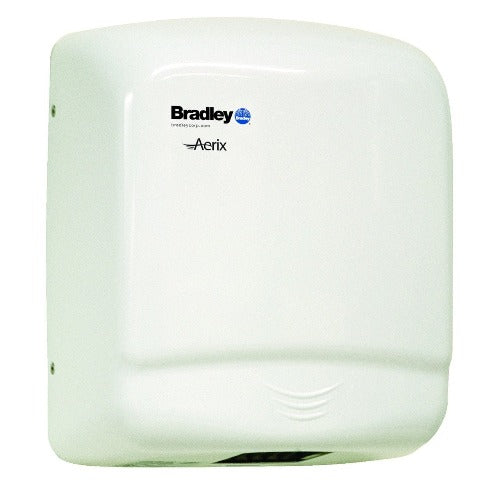 Bradley Aerix Model 2905-2873, Automatic Steel White