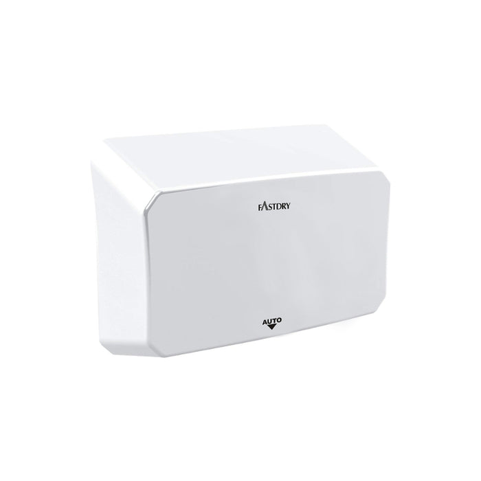 EcoSlender01 Metal White Epoxy High Speed Hand Dryer