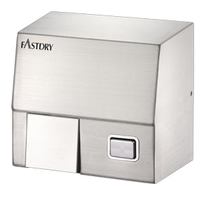 HK1800SS, FastDry Stainless Steel Hand Dryer-Our Hand Dryer Manufacturers-FastDry-110/120 Volt hard wired-Allied Hand Dryer
