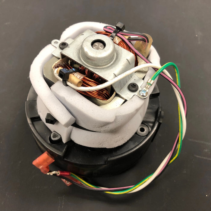 WORLD Airforce J-162 (110V/120V) MOTOR ASSEMBLY (Part # 32-J120K)-Hand Dryer Parts-World Dryer-Allied Hand Dryer