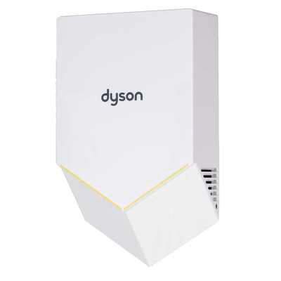 Dyson Airblade AB12 V Series Hand Dryer in White-Our Hand Dryer Manufacturers-Dyson-Low Voltage (110V/120V), #307173-01 (LV)-Allied Hand Dryer