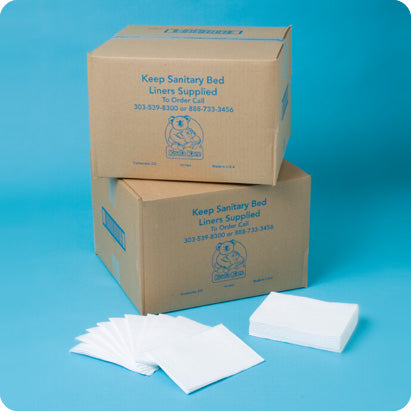 Koala Kare® KB150-99 Liners - Sanitary Baby Changing Station Liners (Box of 500)