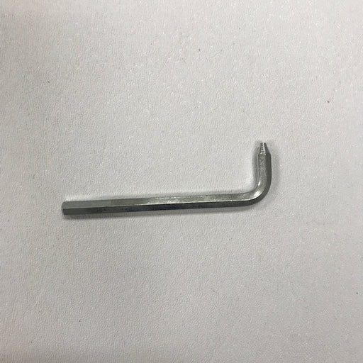 WORLD XA52-974 (115V - 15 Amp) SECURITY COVER BOLT ALLEN WRENCH (Part# 204TP)-Hand Dryer Parts-World Dryer-Allied Hand Dryer