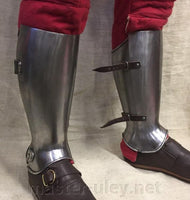 Europe anatomic greaves. (closed version)